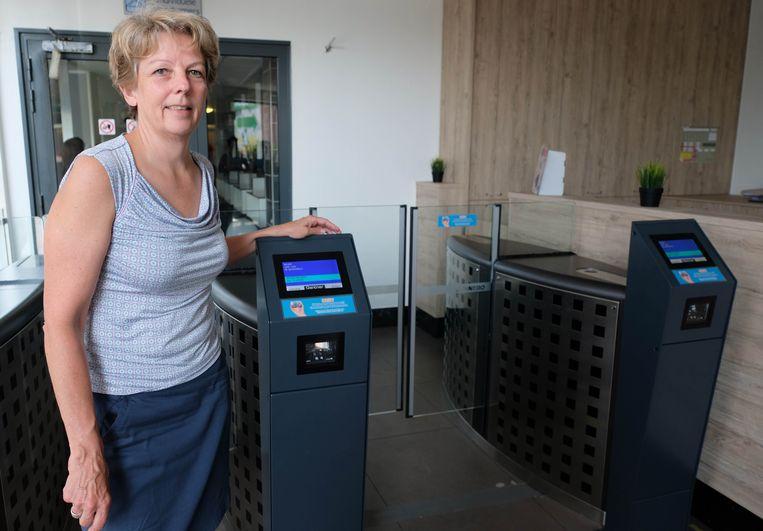 Lago De Waterperels investeerde ook in een toegangscontrolesysteem met automatische poortjes.