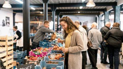 Lokaalmarkt heropent de deuren, voorlopig zonder bar en kinderatelier