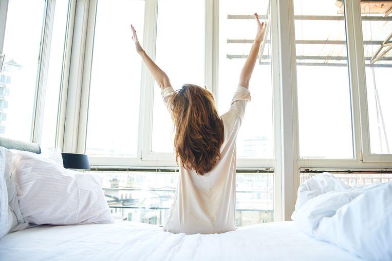 Foto ter illustratie: Je ochtend goed beginnen werkt, maar hoe doe je dat precies?
