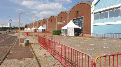 UAntwerpen stoomt Waagnatie en Antwerp Expo klaar als examenlokalen