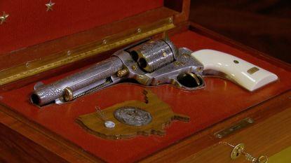 Revolver JFK maakt Vlaamse verzamelaar rijk