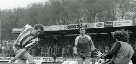 Helmond Sport rouwt om het overlijden van aanvoerder van kampioensteam Jos Lacroix
