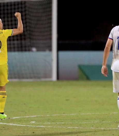 Rampzalig debuut voor Jaap Stam, ook uitglijder Frank de Boer in MLS