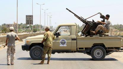 Internationale luchthaven Tripoli stilgelegd door gevechten