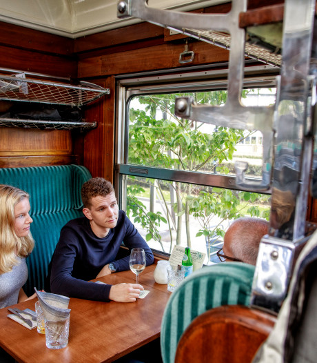 Een culinaire treinreis in Eetbar De Wagon in Tilburg: 7,0