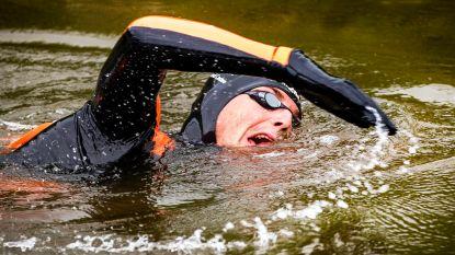 Man doet nieuwe poging om Elfstedentocht te zwemmen