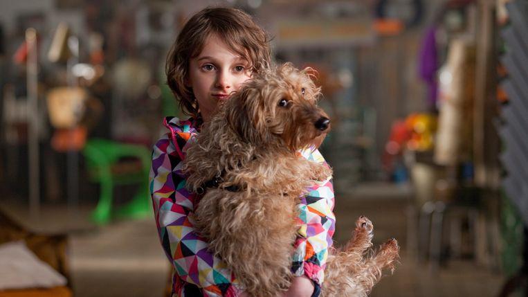 Pippa Allen in Patatje oorlog (Nicole van Kilsdonk, 2011). Beeld Patatje oorlog