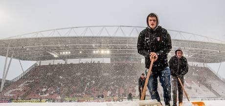 Feyenoord op 24 januari naar Utrecht, Sparta - Vitesse week eerder