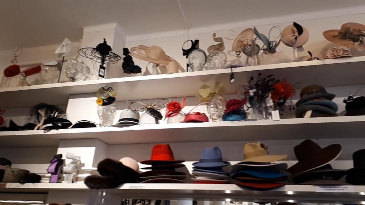 De parade aan hoeden is voor veel mensen een hoogtepunt