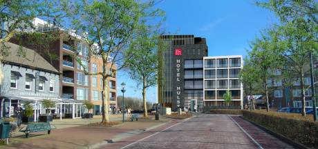 Buren Hotel Hulst: 'een blinde muur van 24 meter hoog naast een dakterras, ik kan het niet uitleggen'