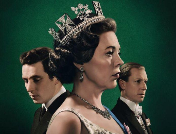 Olivia Colman interprète la Reine dans la troisième saison.