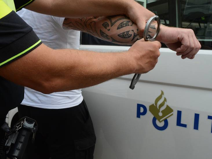 Dronken rit in centrum Tholen: jongeman rijdt tegen diverse auto's