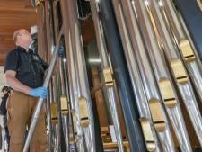 Kerk Genemuiden krijgt eindelijk orgelpijpen terug