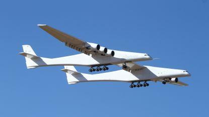 Als 'space cowboys' een vliegtuig mogen maken
