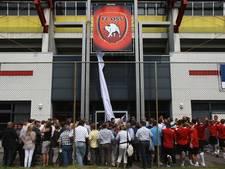 Storm treft ook Frans Heesen Stadion