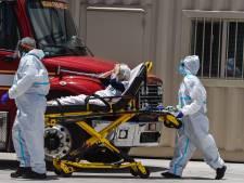 """Les États-Unis sont entrés dans une """"nouvelle phase"""" de l'épidémie"""
