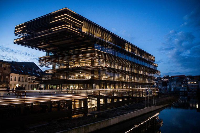 De Krook staat op de lijst van de 10 mooiste bibliotheken.