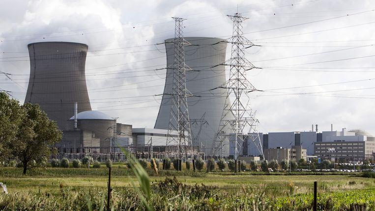 De kerncentrale van Doel. Beeld ANP, archiefbeeld 2009