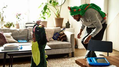 Je kinderen entertainen tijdens het verlengde weekend? Deze spelletjes zijn coronaproof