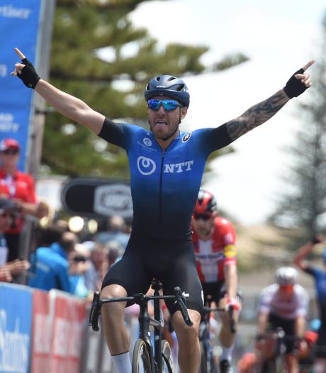 Sprinter Nizzolo ritwinnaar in Tour Down Under