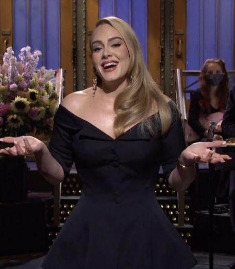 Adele maakt voorlopig geen comeback: 'Ik ga terug mijn grot in'
