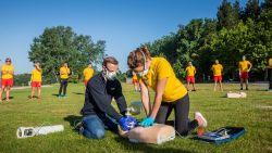 Vooral geen mond-op-mondbeademing: redders krijgen corona-opleiding