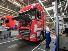 DAF boekt stijging winst bij recordomzet