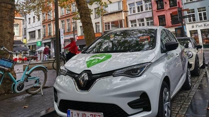Zorgpersoneel mag deelwagens van GreenMobility gratis gebruiken om coronaprik te halen
