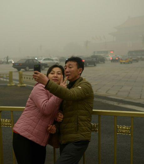 Peking hapt naar adem: code rood in China vanwege smog