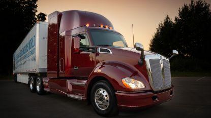 Zware trucks op waterstof gaan in Los Angeles de weg op