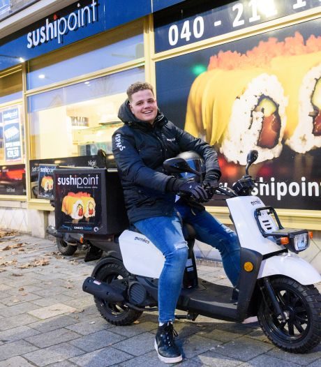 Na honderden gegadigden hapt SushiPoint wel toe: bezorgrestaurant in winkelpand bij station in Alphen