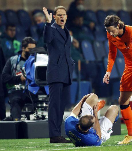 De Boer opgelucht: 'Niet tevreden met resultaat, maar dit geeft bepaalde rust'