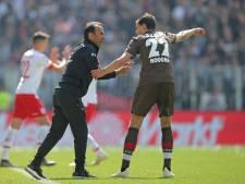 Luhukay bij ambitieus St. Pauli: 'Promotie? Ik geloof niet dat het erin zit'