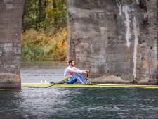 Metsemakers met 'gouden boot' naar WK roeien