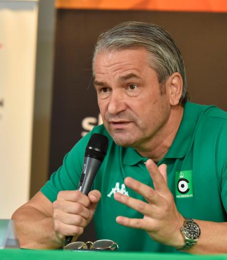 """Storck, nouveau coach du Cercle: """"Je n'ai pas vu d'esprit d'équipe"""""""