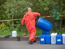 Hellendoorn: 'Kosten opruimen drugsafval niet op conto grondeigenaren'