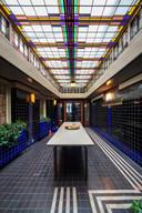 """Huis van Turnhout. ,,Een mix van Dudok en de Amsterdamse School"""", aldus Bolsius."""