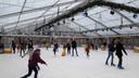 Winterland Den Bosch telt ook een ijsbaan.