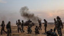 Twee Belgische IS-strijders ontsnapt uit Koerdische gevangenis