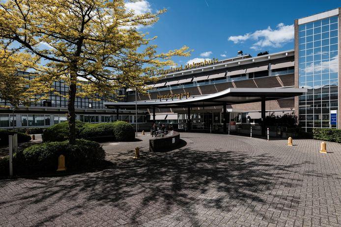 Het Slingeland Ziekenhuis.