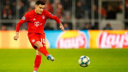 """Bayern München licht aankoopoptie Coutinho niet: """"120 miljoen betalen voor een speler is nu geen optie"""""""