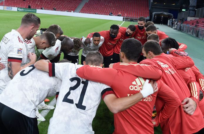 Les Diables Rouges entament leur Ligue des Nations par un succès au Danemark.