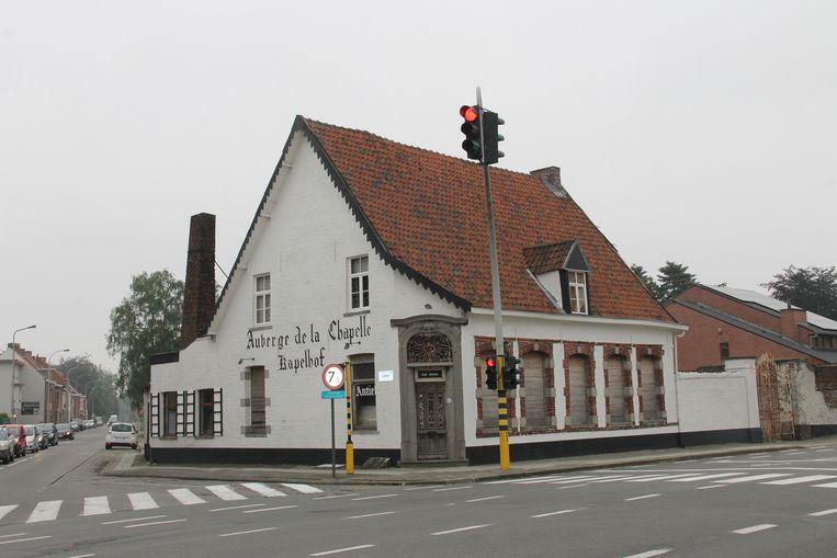 De historische herberg Kapelhof.