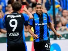 Ossenaar 'Danjuma' voor Club Brugge al zondagskind