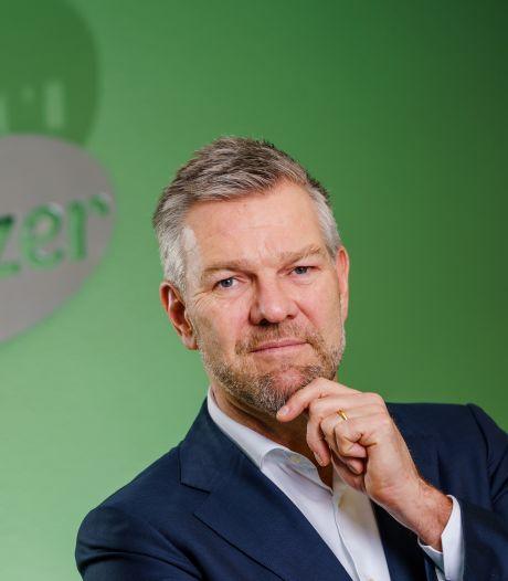 Marc Kaptein van vaccinfabrikant Pfizer: 'Nu is het een voordeel dat ik uit Twente kom'