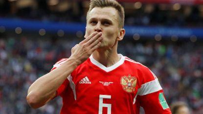 FT buitenland (11/9): Russische WK-topschutter getest op doping - Tsjechische bondscoach stapt op