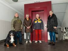 Woonpartners belooft spoedig einde van liftellende in Waddinxveense flat