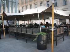 Rotterdamse kroegbazen in de startblokken voor komst winterterrassen