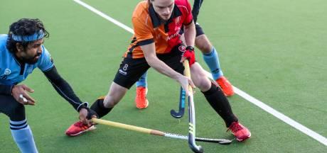Oranje-Rood komt dramatische openingsfase bij HGC niet te boven
