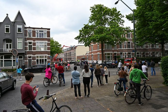 Woningbrand Breda